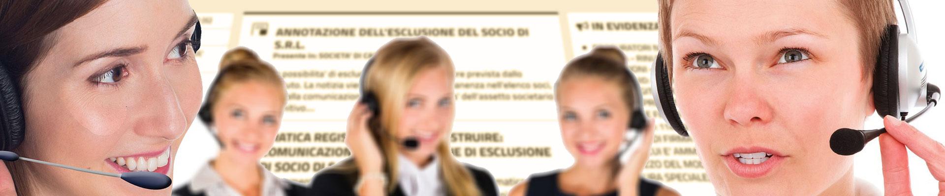 Sari  - Supporto specialistico al Registro imprese