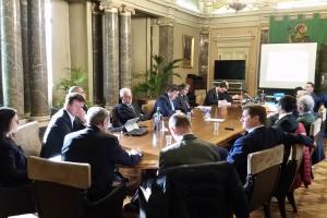 seconda sessione del Tavolo per lo sviluppo e la competitività di Bergamo