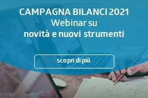 Campagna bilanci 2021. Webinar Bilanci con DIRE