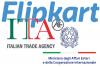 Accordo di collaborazione tra Agenzia ICE e Flipkart che promuove le imprese italiane sul mercato indiano